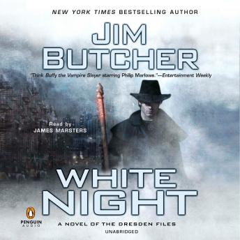 Download White Night by Jim Butcher