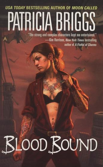 Download Blood Bound by Patricia Briggs