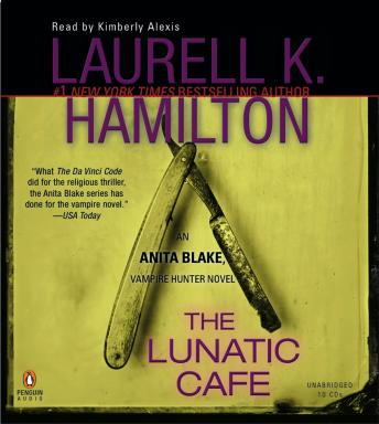 Lunatic Cafe, Laurell K. Hamilton