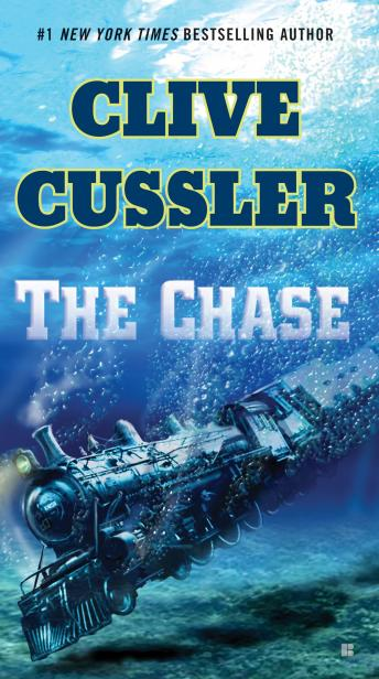 Chase, Clive Cussler