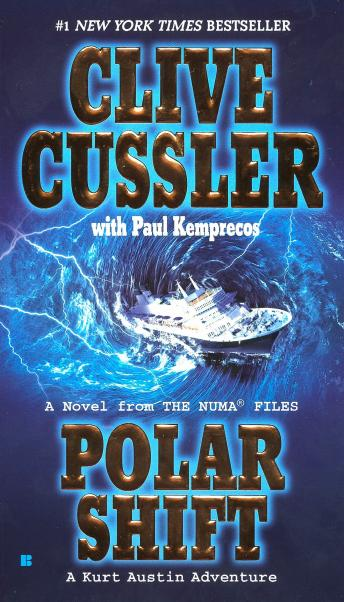 Polar Shift, Paul Kemprecos, Clive Cussler