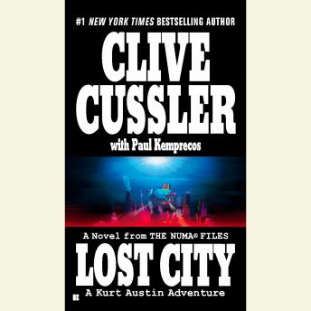 Lost City, Clive Cussler