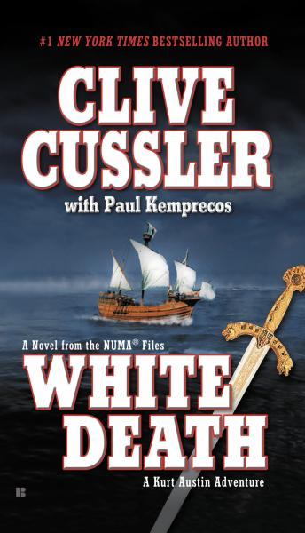 White Death, Paul Kemprecos, Clive Cussler