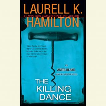 Killing Dance: An Anita Blake, Vampire Hunter Novel, Laurell K. Hamilton