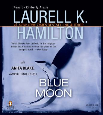 Blue Moon, Laurell K. Hamilton