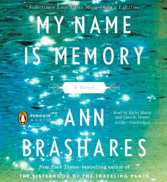 My Name Is Memory, Ann Brashares