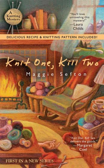Knit One, Kill Two, Maggie Sefton
