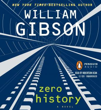 Download Zero History by William Gibson
