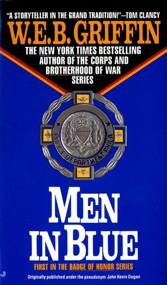 Download Men in Blue by W.E.B. Griffin