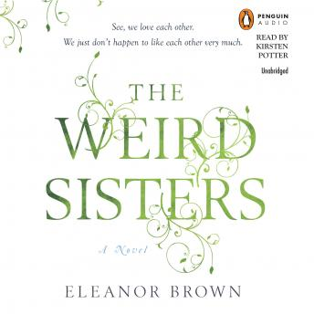Weird Sisters, Eleanor Brown