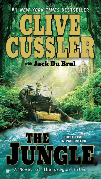 Jungle, Clive Cussler