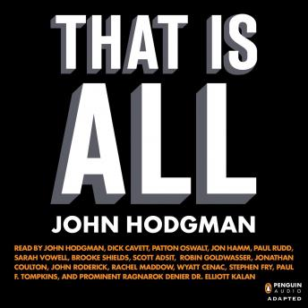 That Is All, John Hodgman