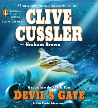Devil's Gate, Graham Brown, Clive Cussler