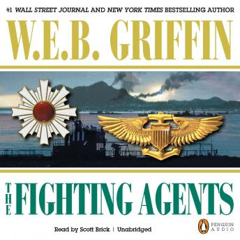Download Fighting Agents by W.E.B. Griffin