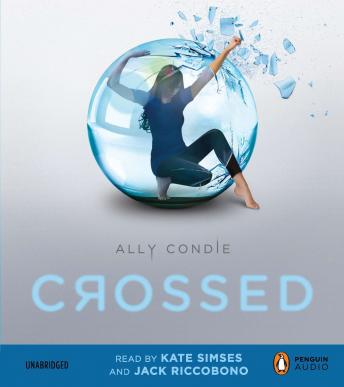 Crossed, Jack Riccobono, Ally Condie