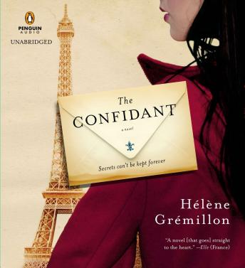 Confidant: A Novel, Helene Gremillon