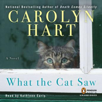 Download What the Cat Saw by Carolyn Hart