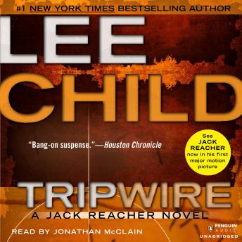 Tripwire, Audio book by Lee Child