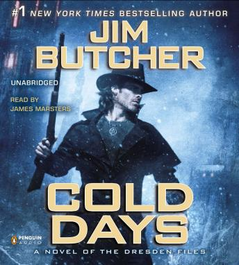 Download Cold Days by Jim Butcher
