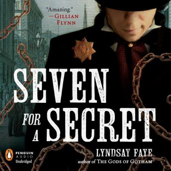 Seven for a Secret, Lyndsay Faye