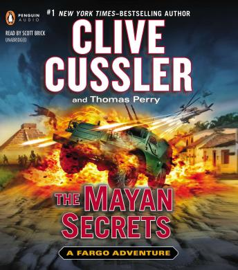 Mayan Secrets, Thomas Perry, Clive Cussler
