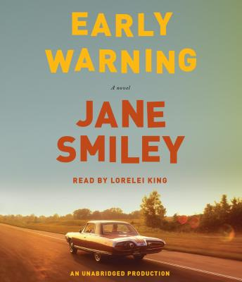 Early Warning: A Novel