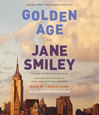 Golden Age, Jane Smiley