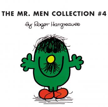 Mr. Men Collection #4: Mr. Clumsy; Mr. Tickle and the Dragon; Mr. Topsy-Turvy; Mr. Skinny; Mr. Slow; Mr. Silly; Mr. Nervous and the Pirates; Mr. Quiet; Mr. Cool; Mr. Rude, Adam Hargreaves, Roger Hargreaves