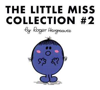 Little Miss Collection #2: Little Miss Wise; Little Miss Trouble; Little Miss Shy; Little Miss Neat; Little Miss Scatterbrain; Little Miss Twins; Little Miss Star; and 3 more, Roger Hargreaves