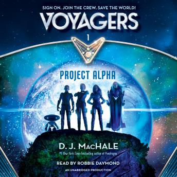 Voyagers: Project Alpha (Book 1), D. J. MacHale