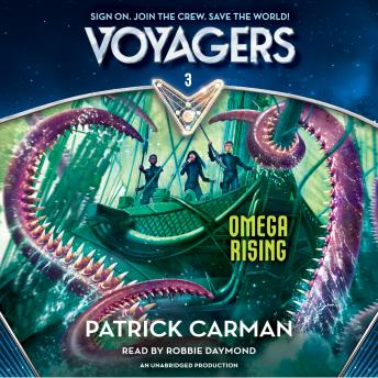 Voyagers: Omega Rising (Book 3)