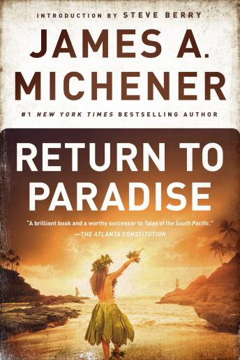 Return to Paradise, James A. Michener