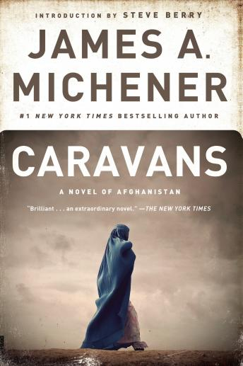 Caravans: A Novel of Afghanistan, James A. Michener