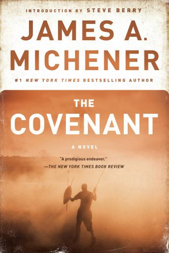 Covenant: A Novel, James A. Michener