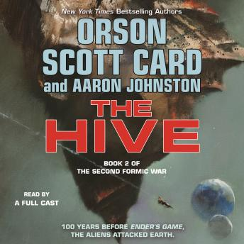 The Hive: Book 2 of The Second Formic War Audiobook Free Download Online