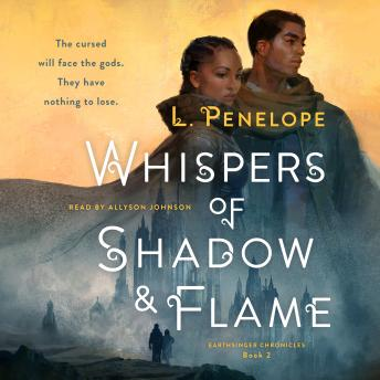 Download Whispers of Shadow & Flame: Earthsinger Chronicles, Book Two by L. Penelope