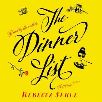 Download Dinner List: A Novel by Rebecca Serle