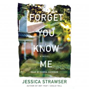 Forget You Know Me: A Novel