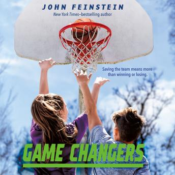 Game Changers: A Benchwarmers Novel
