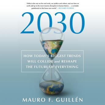 2030: How Today's Biggest Trends Will Collide and Reshape the Future of Everything, Mauro F. Guillen