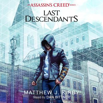Last Descendants, Matthew J. Kirby
