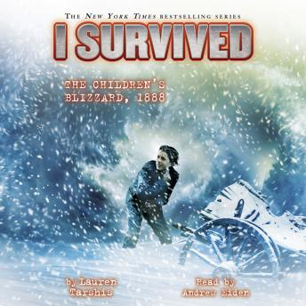 I Survived #16: I Survived the Children's Blizzard, 1888
