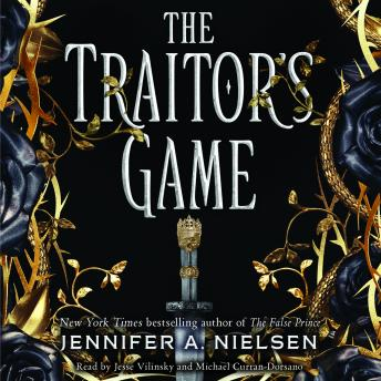 Traitor's Game, Jennifer A. Nielsen