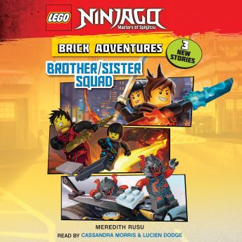 LEGO Ninjago: Brick Adventures #1: Brother/Sister Squad
