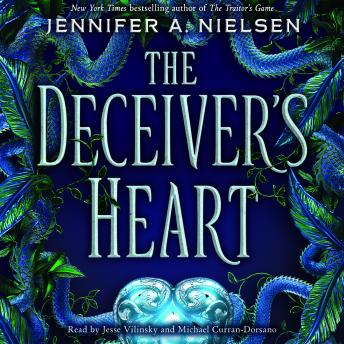 The Deceiver's Heart: Book 2 of the Traitor's Game