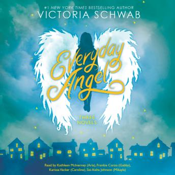 Everyday Angel Collection (#1 New Beginnings, #2 Second Chances, #3 Last Wishes)