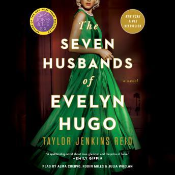 Seven Husbands of Evelyn Hugo: Tiktok made me buy it!