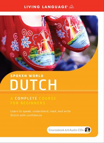 Spoken World: Dutch, Audio book by Living Language (audio)