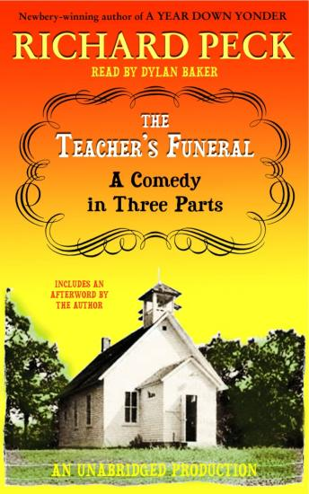 Teacher's Funeral, Richard Peck