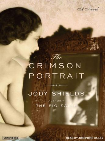 Crimson Portrait, Jody Shields